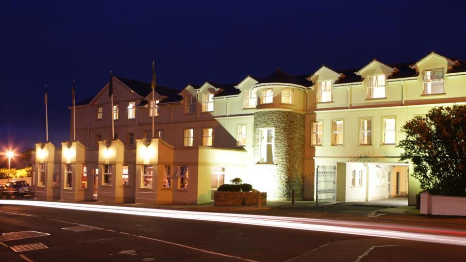 Ballyliffin Hotel Exterior