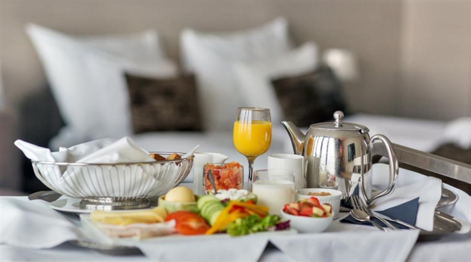 Clarion Hotel Trondheim Frukost