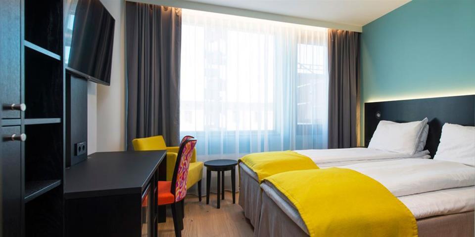 Thon Hotel Vika Atrium Twin Room