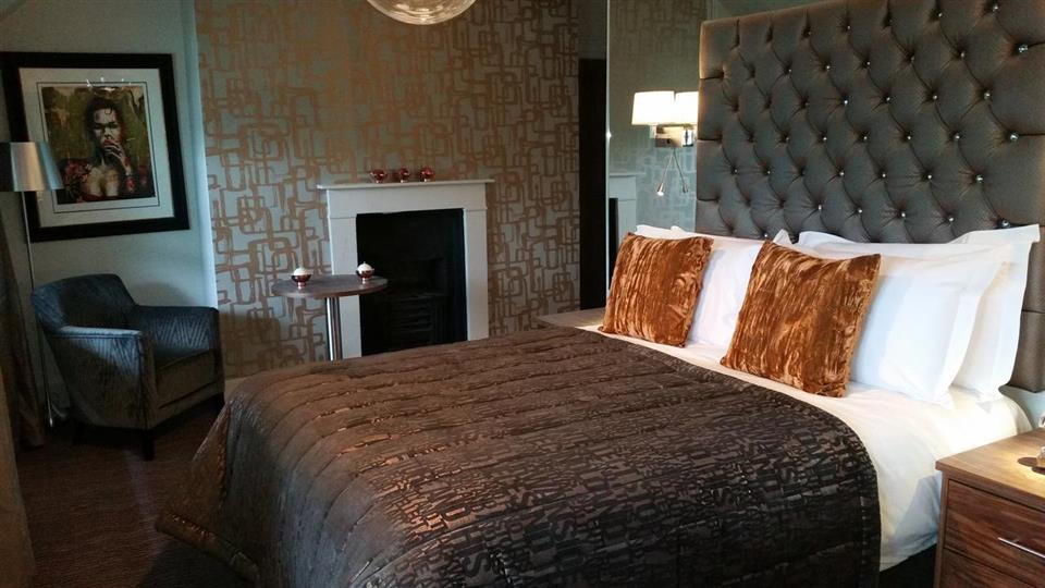 Fleet Street Hotel Bedroom