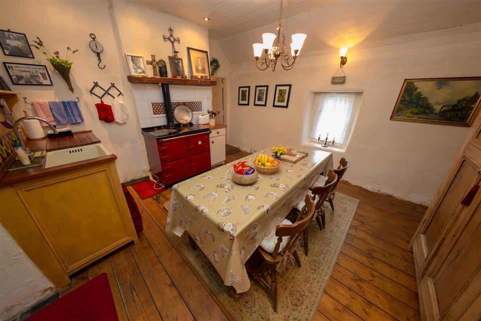 cottage mary rose kitchen
