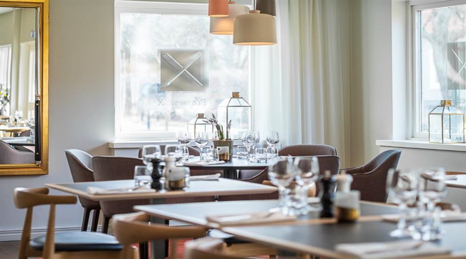 Quality Hotel Ekoxen Linköping Brasserie X