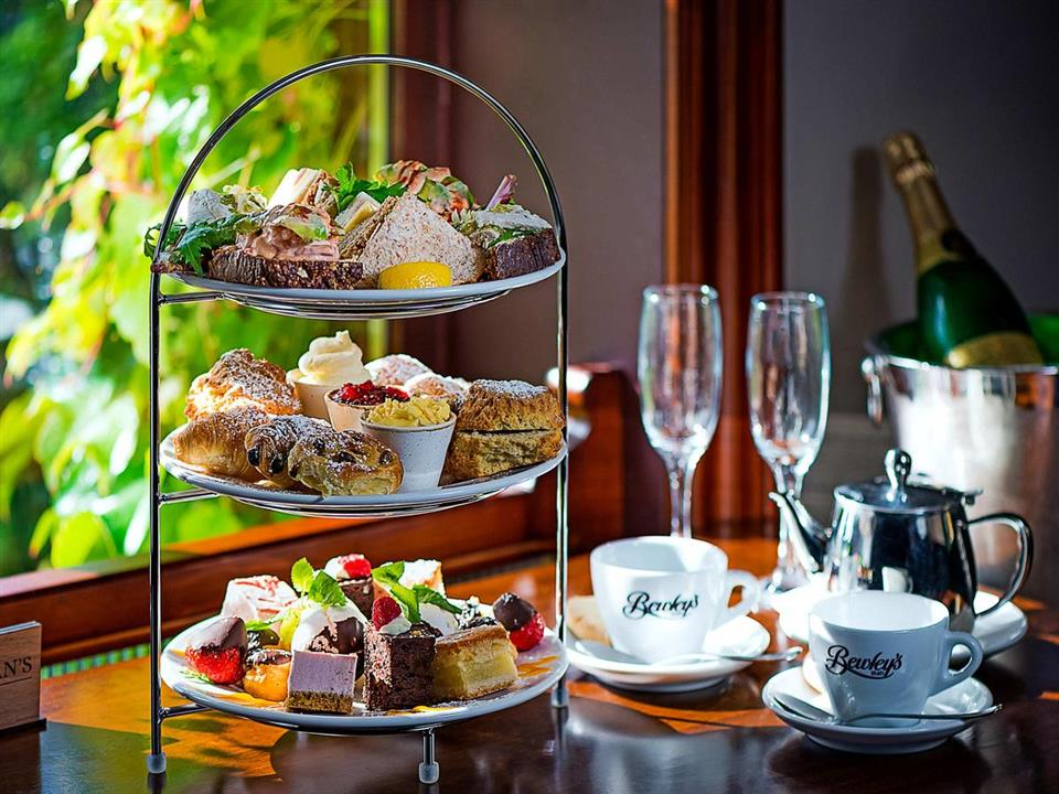 Kilmurry Lodge Afternoon Tea