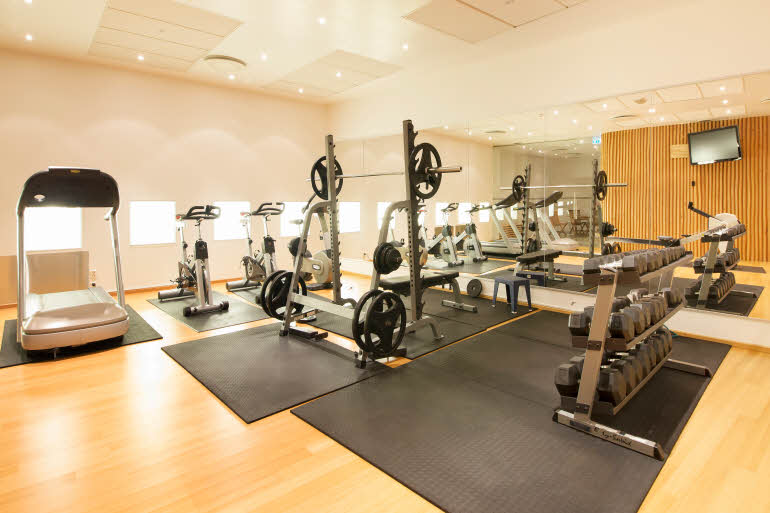 Scandic Parken Gym