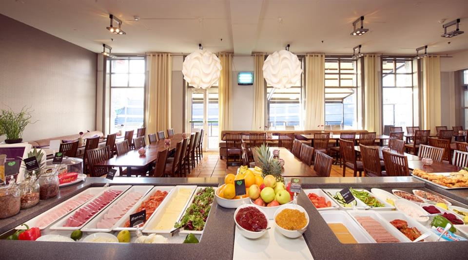 Clarion Collection Hotel Amanda Frukost