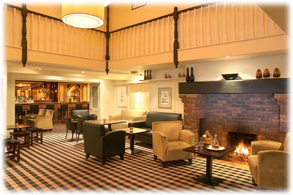 Connemara Coast HOtel Lounge