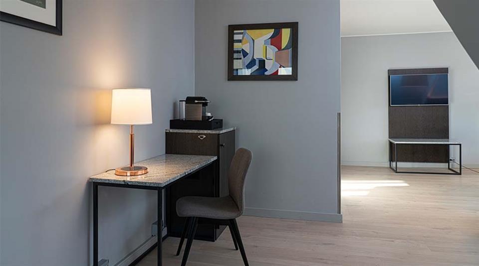 Quality Hotel Ålesund Dubbelrum