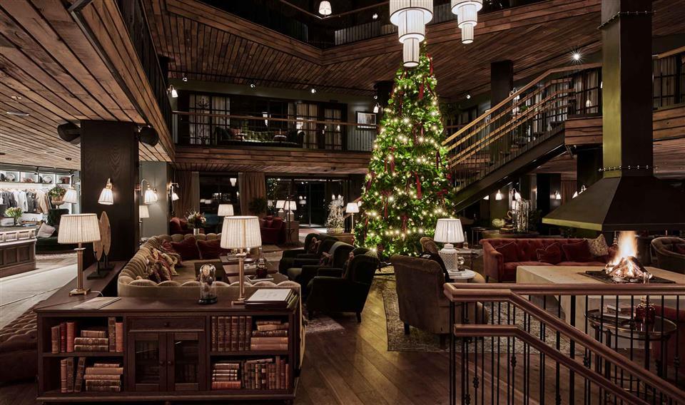 Fyri Resort Lounge
