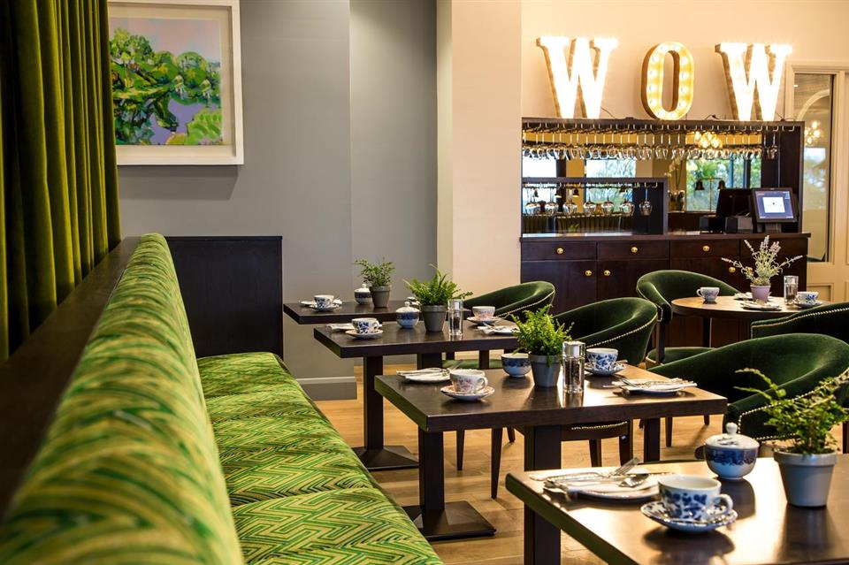 The Montenotte Hotel Cafe
