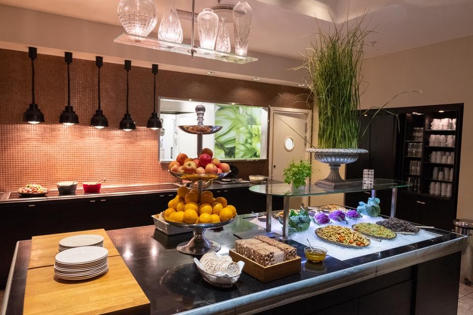 Clarion Collection Hotel Havnekontoret Frukostbuffe