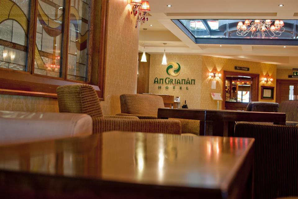 An Grianan Hotel Reception