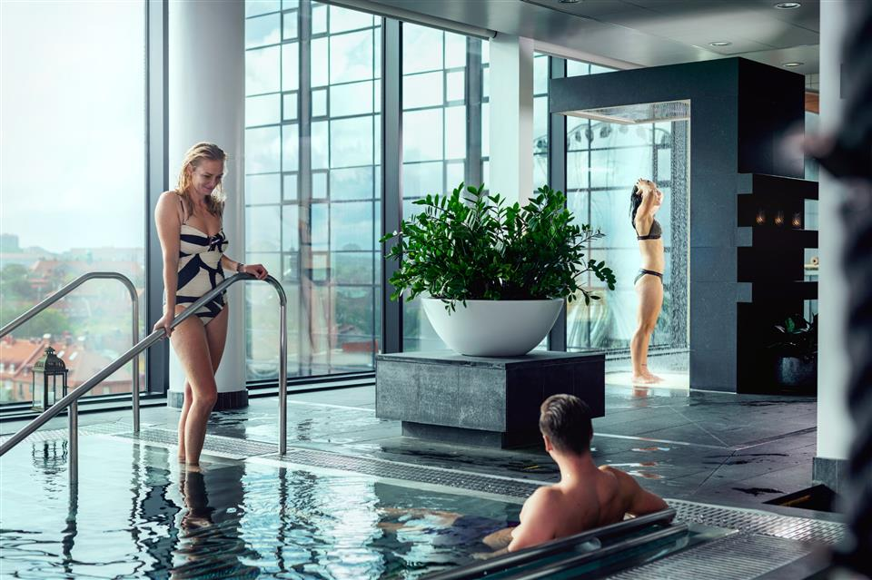 Gothia Towers Hotel Upper House Spa (minimum age from 16 yrs with parent)