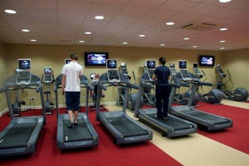 kenmare Bay Hotel gym