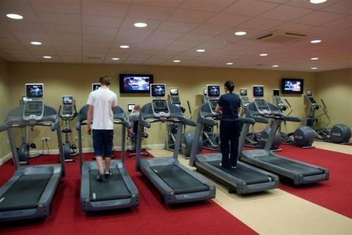 kenmare Bay Hotel gym