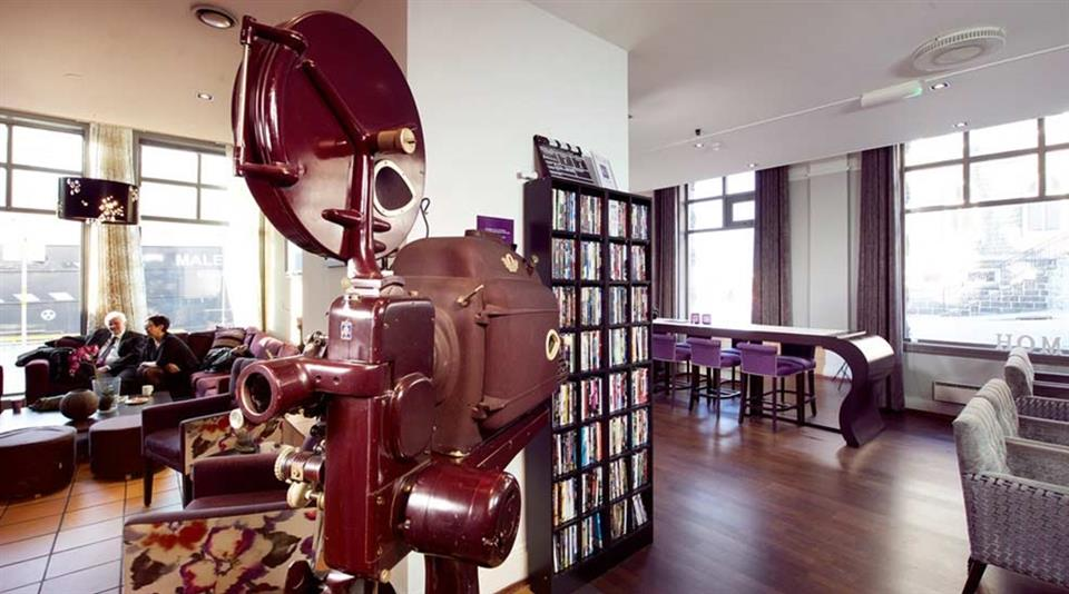 Clarion Collection Hotel Amanda Interior