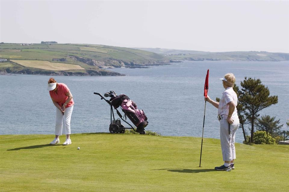 Dunmore House Hotel Golf Course