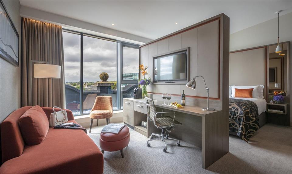 Clayton Hotel Ballsbridge suite