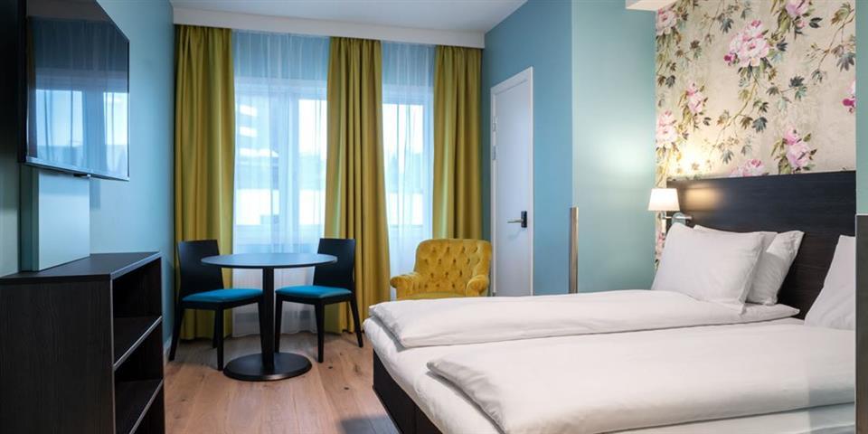 Thon Hotel Slottsparken Rum