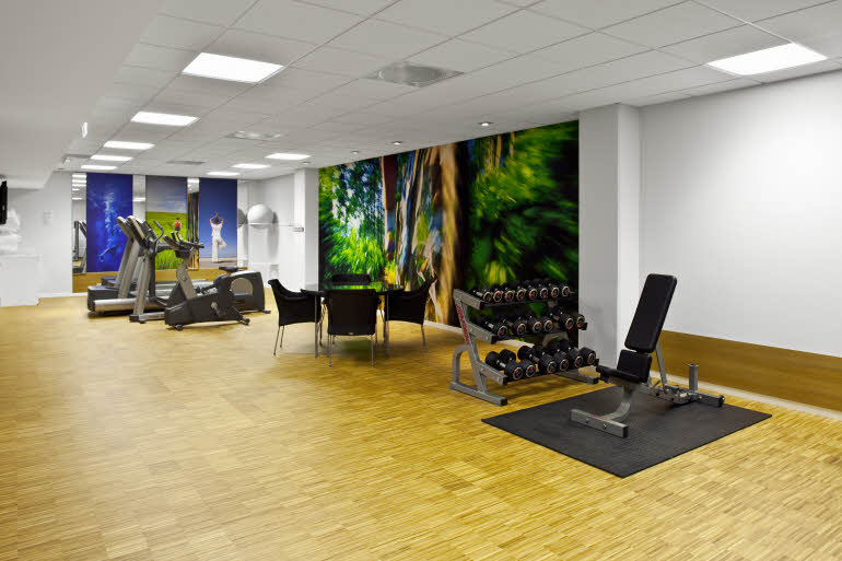 Scandic Oslo Airport Gym