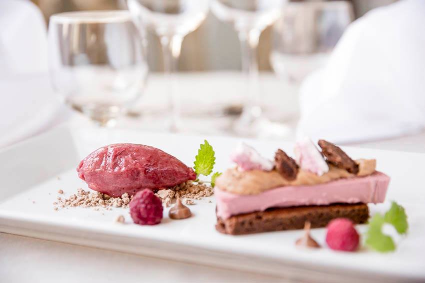 Kurorten Mösseberg Hotel Dessert