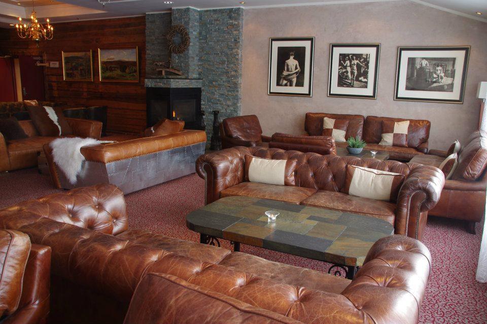 Bergstadens Hotel Lobby