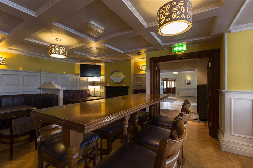 Ballyliffin Hotel Bar