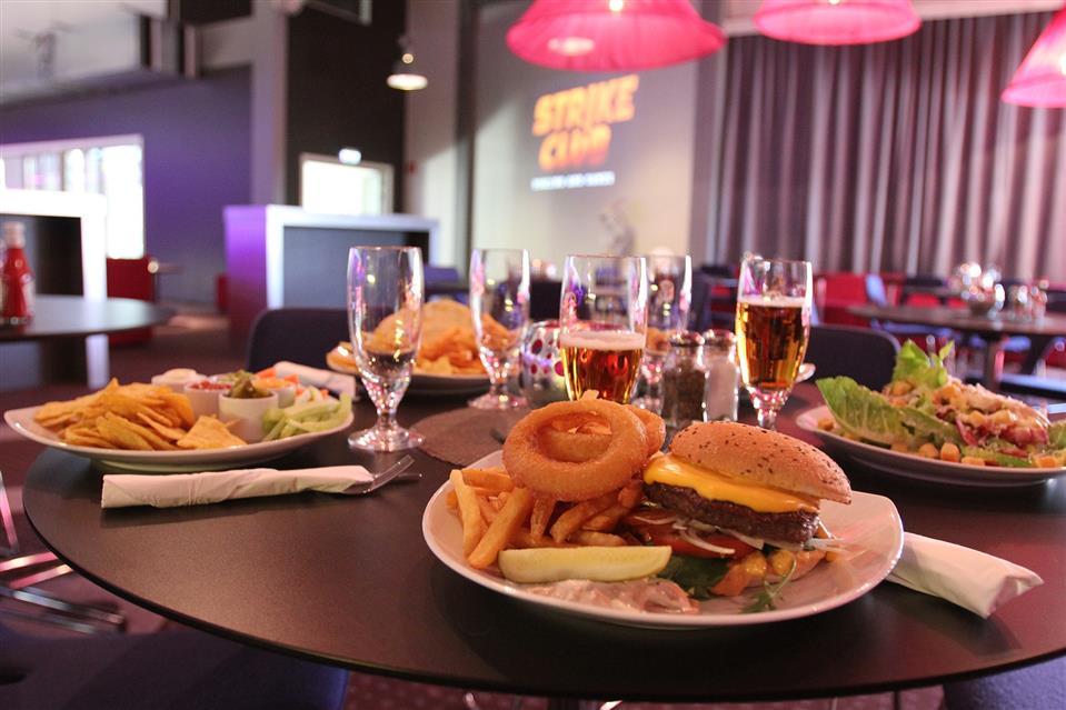 Hotell Södra Berget Restaurang Strike Club