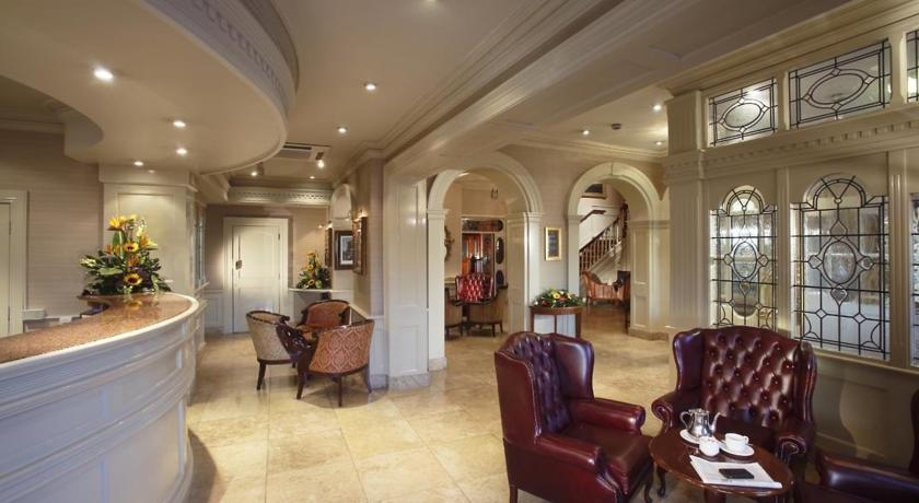 Granville Hotel Lobby