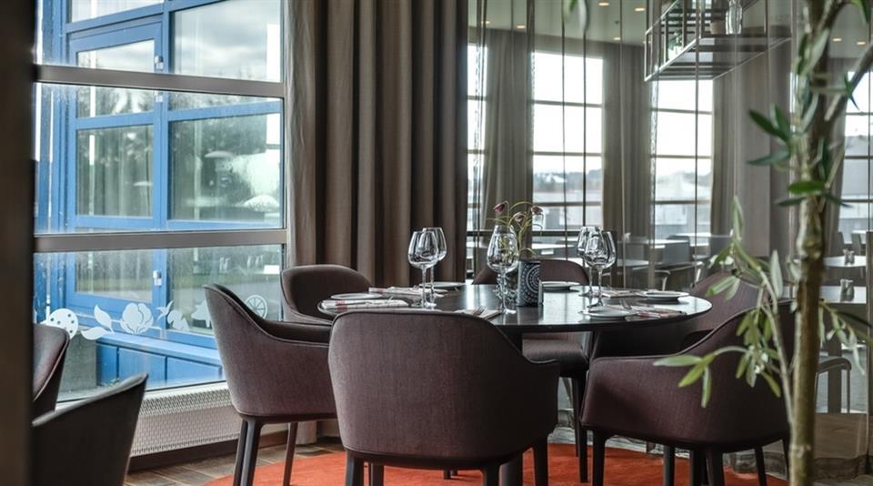 Quality Airport Hotel Stavanger Brasserie
