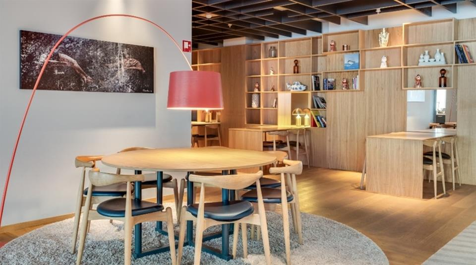Quality Hotel Residence, Sandnes Sällskapsrum