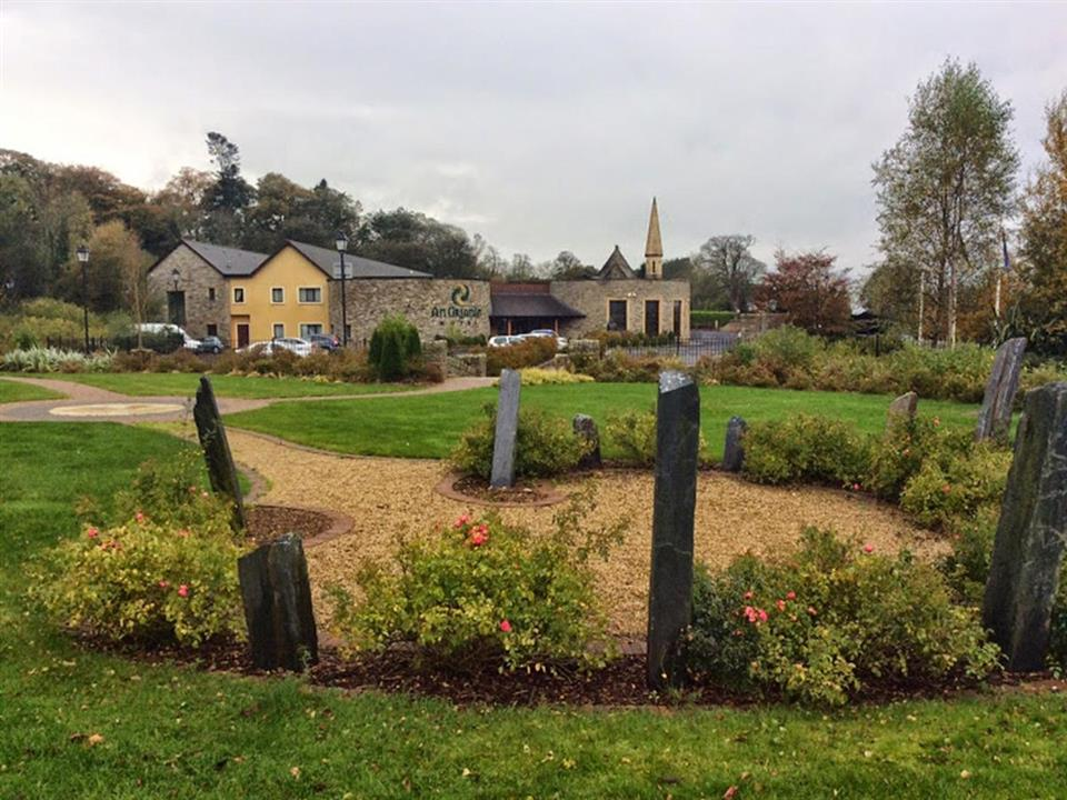 An Grianan Hotel Grounds