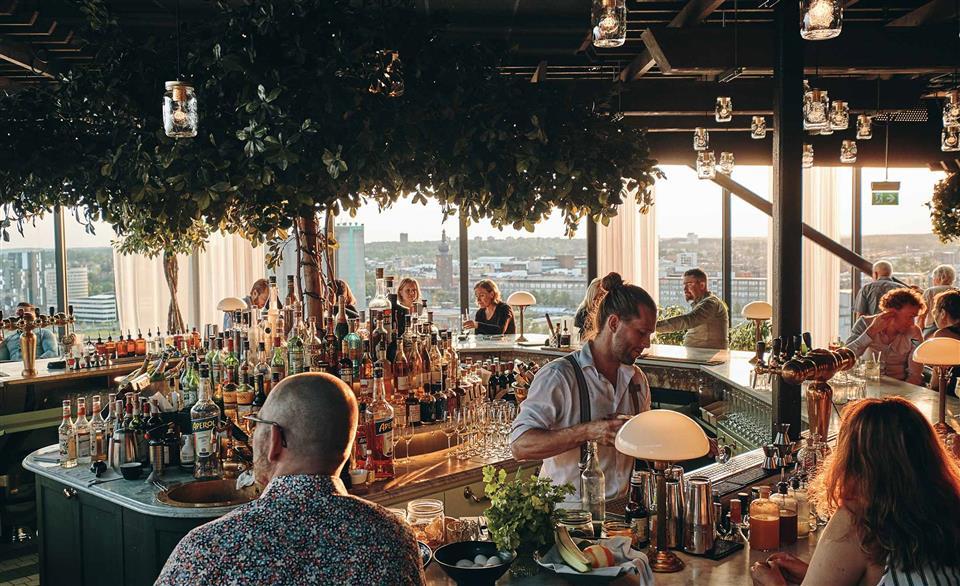The Steam Hotel Bar