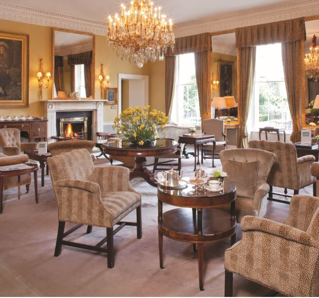 The Merrion Hotel The Drawing Room