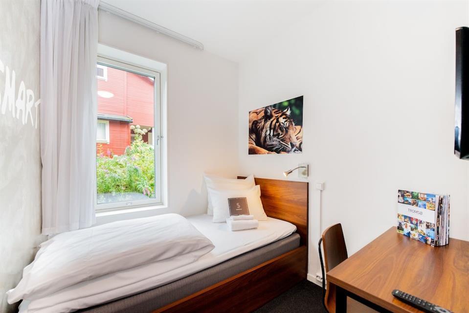 Smarthotel Tromsø Enkelrum