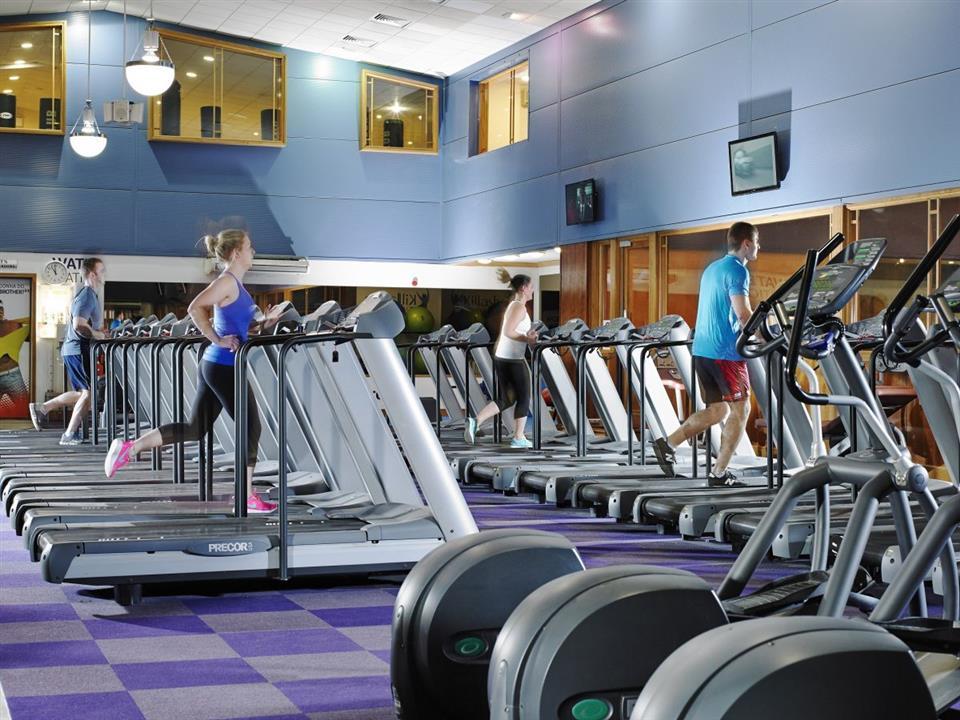 Killashee Hotel Gym
