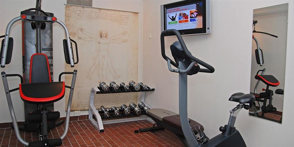 Thon Hotel Sandnes Gym