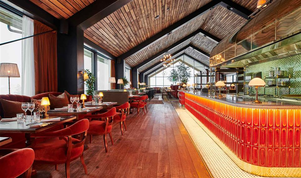 Fyri Resort Bar