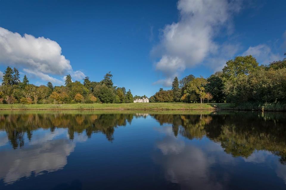 Lough Rynn Castle Grounds
