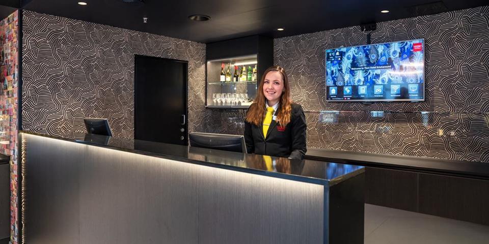 Thon Hotel Kristiansund Reception