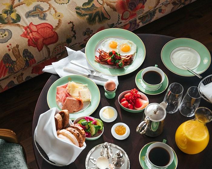 Hotel Bristol, Oslo Frukost