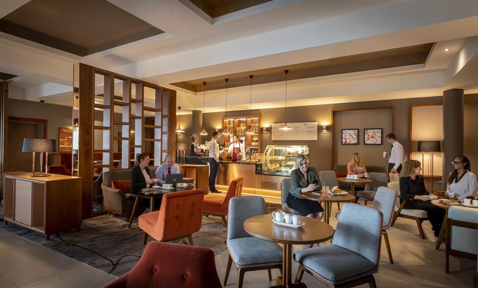 Clayton Hotel Galway Lounge