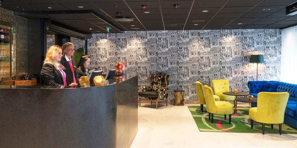 Thon Hotel Stavanger Reception