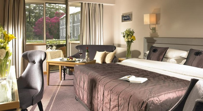 Maryborough Hotel & Spa Bedroom