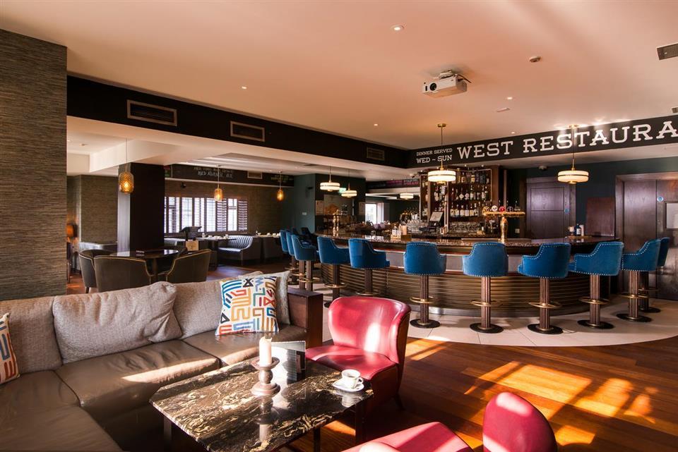 The Twelve Hotel bar