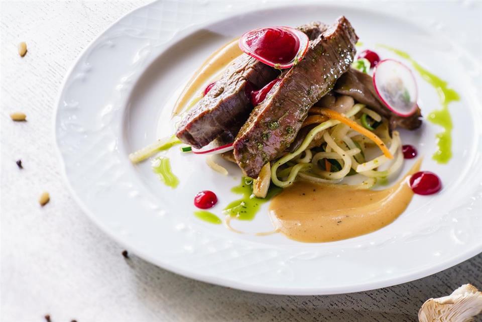 Maldron Hotel Shandon Food