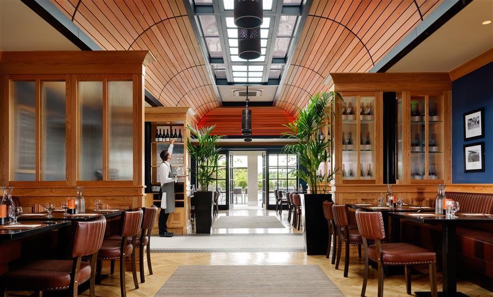 Ballygarry House Hotel The Brasserie