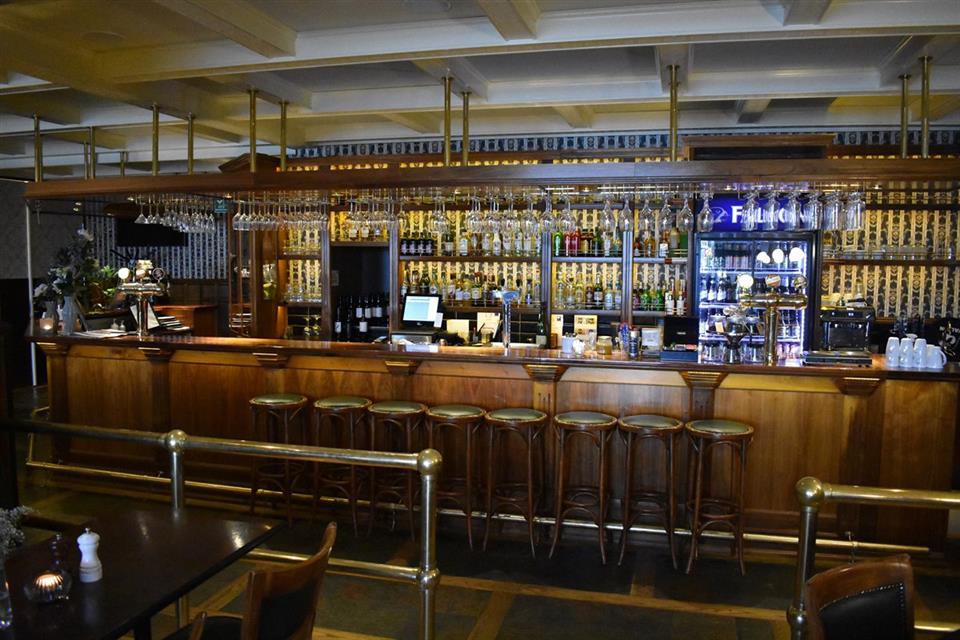 First Hotel Bengtsfors Bar
