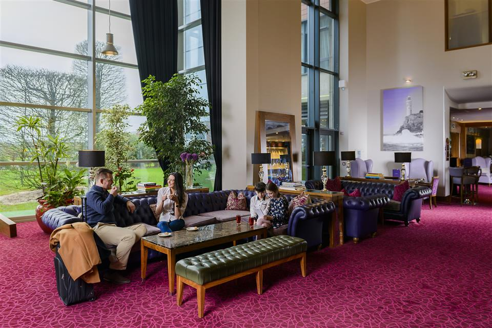 Cork International Hotel Lobby