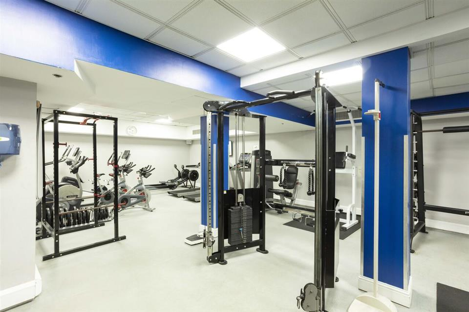 Schull Harbour Hotel Gym