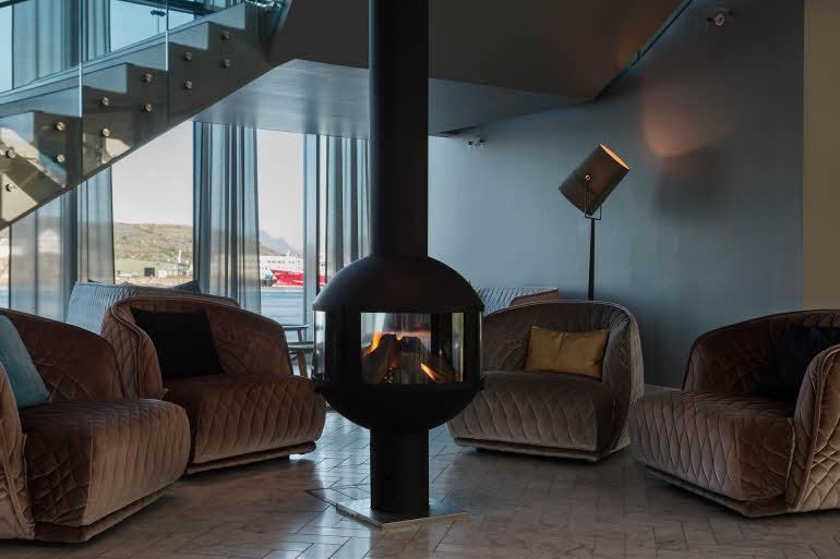 Scandic Havet Lounge